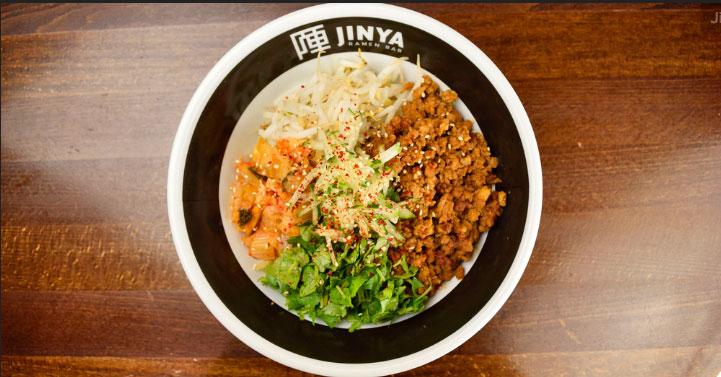 Restaurant News: Hiyashi Mazesoba
