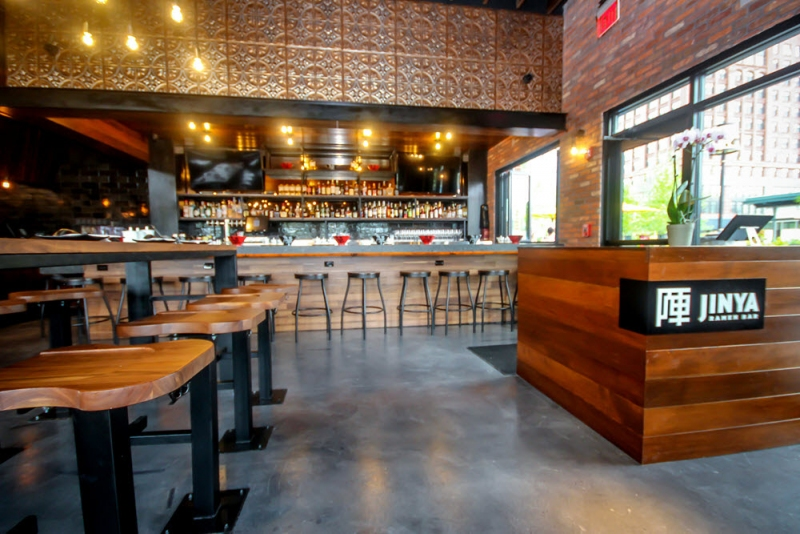 Bethesda Magazine: JINYA Ramen Bar Announces Grand Opening at Pike & Rose