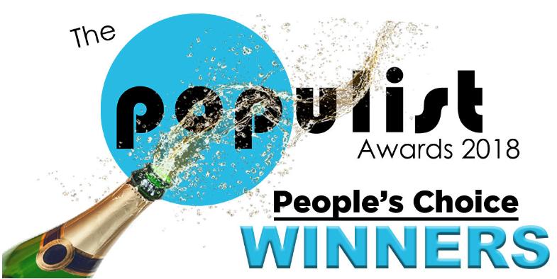 This is Populist: Populist Awards 2018 WINNERS