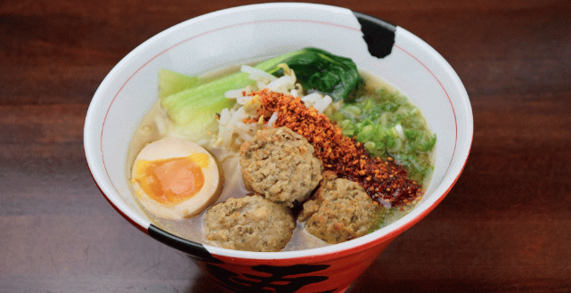 Nation's Restaurant News: Menu Tracker: Spicy Meatball Ramen