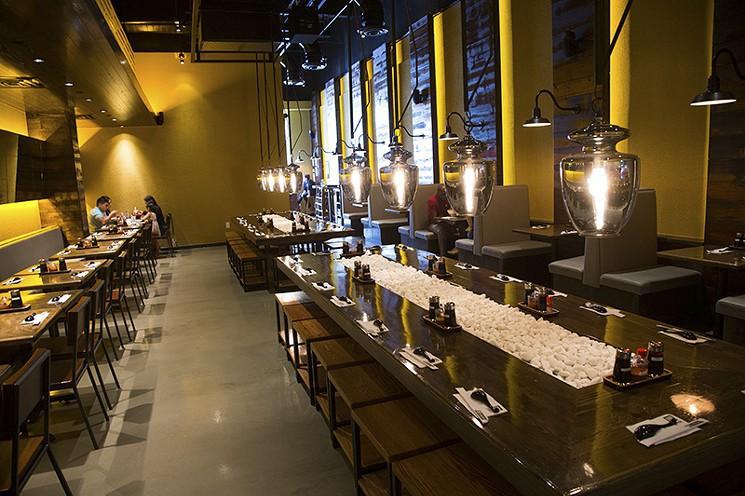 Houston Press: Best of Food and Drink: Best Ramen in Houston: JINYA Ramen Bar