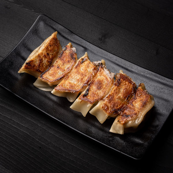 Click to expand image of Pork Gyoza (6 pcs).