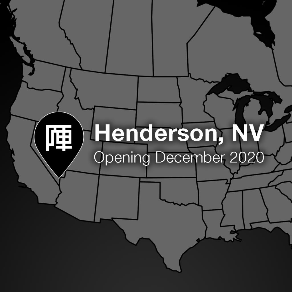 Henderson, NV, Opening December 2020