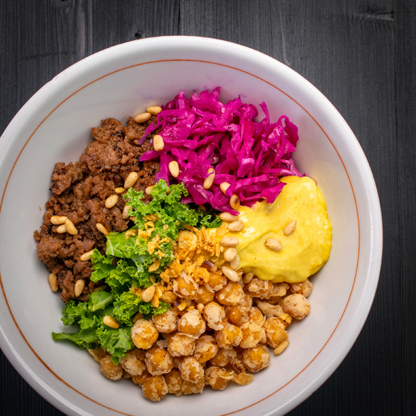 Click to expand image of Impossible™ Rice Bowl.