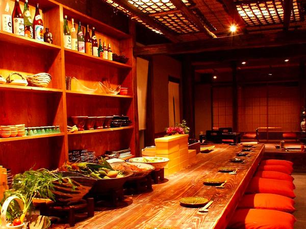 Setouchi Suigun interior