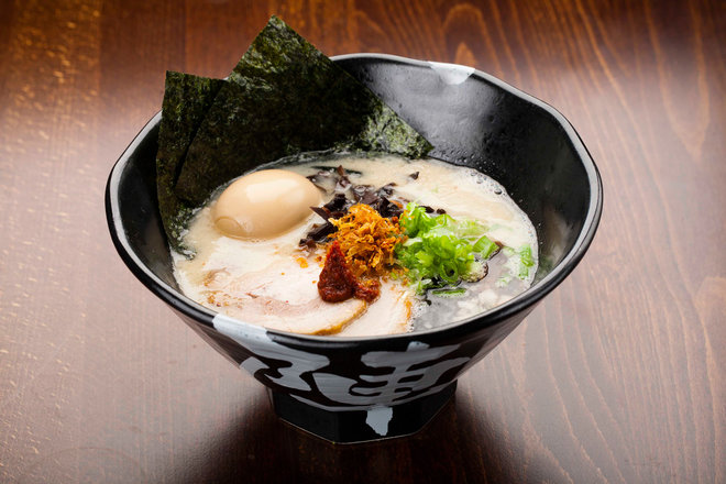 Food & Wine: The Little Trick To Eating Ramen That Will Change Your Slurping Game