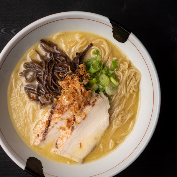 Click to expand image of JINYA Chicken Ramen.