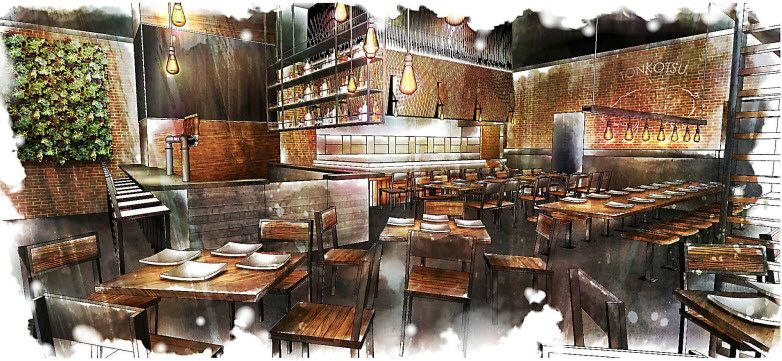 JINYA Ramen Targets Late Spring for its Mosaic District Opening