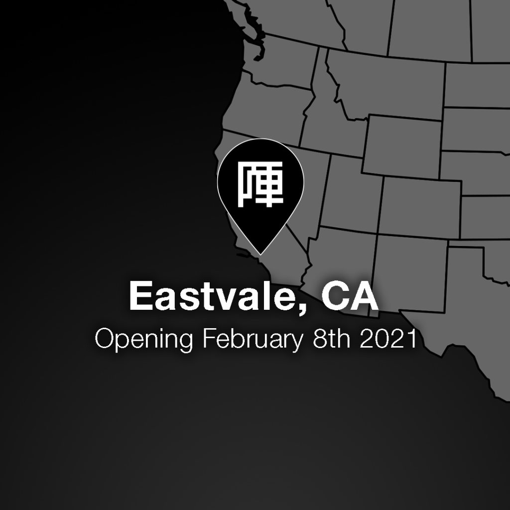Eastvale, CA, Opening February 8th 2021