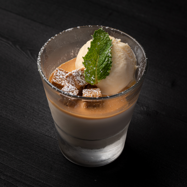 Click to expand image of Panna Cotta.