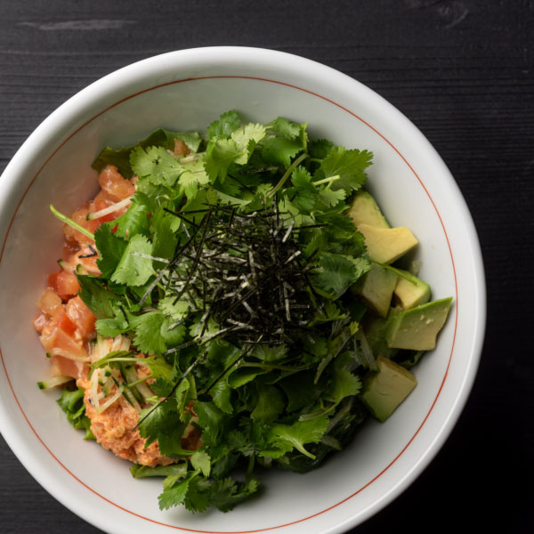 Click to expand image of California Poke Bowl*.