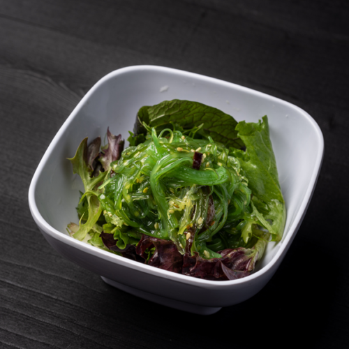 Click to expand image of Seaweed Salad.