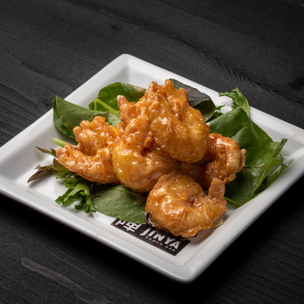 Click to expand image of Spicy Creamy Shrimp Tempura.