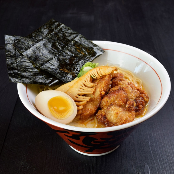 Click to expand image of Karaage Chicken Ramen.
