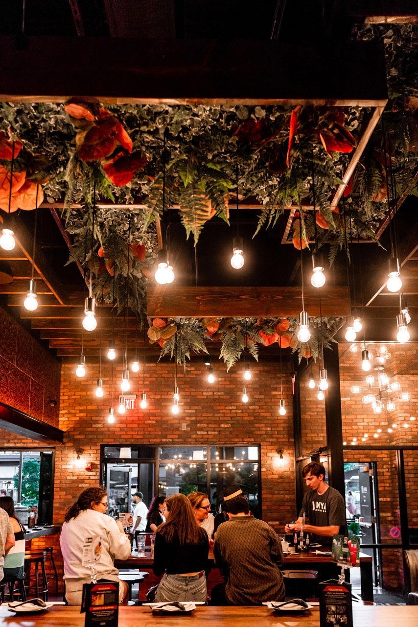 Jinya Ramen Bar interior
