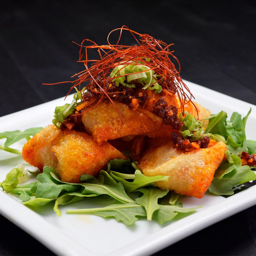 Click to expand image of Crispy Shrimp Wonton.