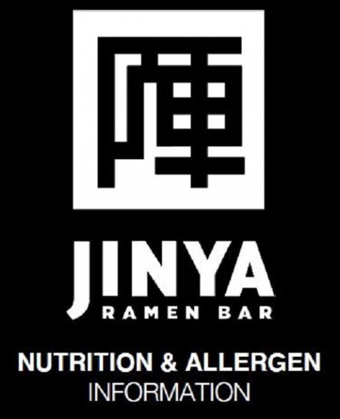 Jinya Ramen Bar logo Nutritional & Allergen